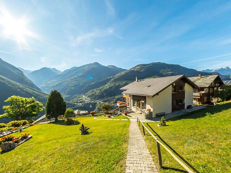 Wohnung Augstbordhorn, location de vacances à Eischoll