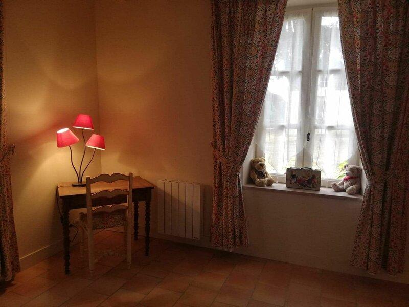 Gîte Augustin, holiday rental in Saint-Jean-des-Echelles