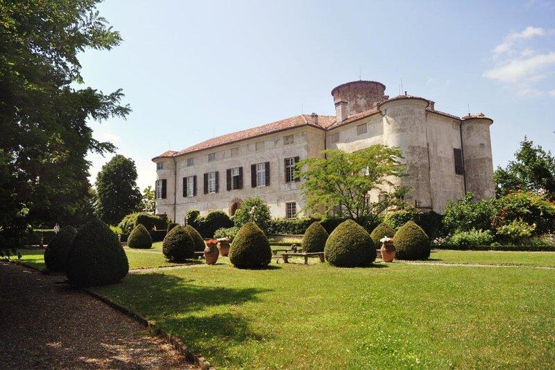 La Meridiana - Castello Rocca Grimalda, vakantiewoning in San Cristoforo