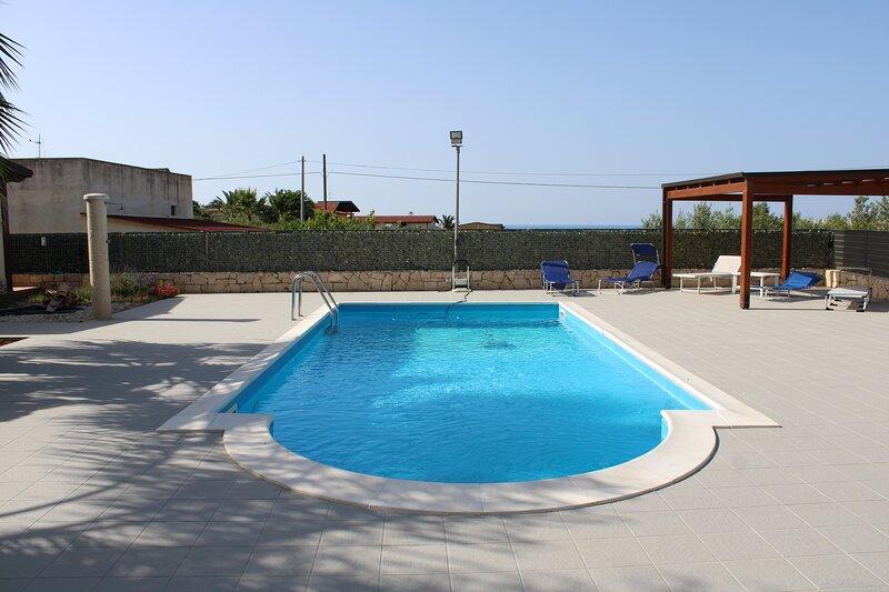 Villa Orchidea, holiday rental in Alcamo