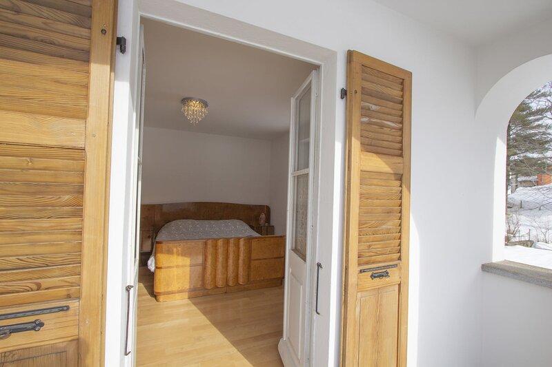 Chalet Cuore delle Alpi - Appartamento Novena, alquiler de vacaciones en Bedretto