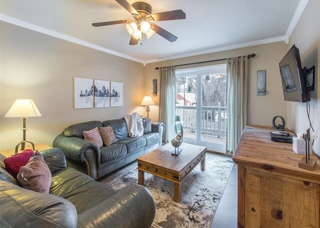 Pet Friendly - Deck Overlooking River - Next to Ouray Hot Springs Pool, location de vacances à Ouray