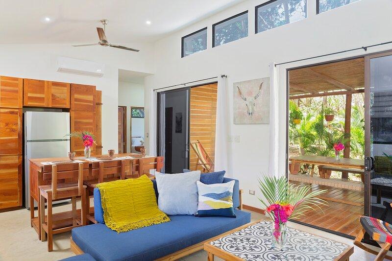Eco Casita Phase I #10, holiday rental in Playa Gigante