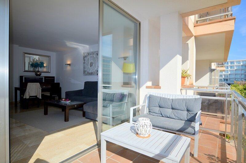 Bonito apartamento Ca'n Pastilla primera línea, location de vacances à El Arenal