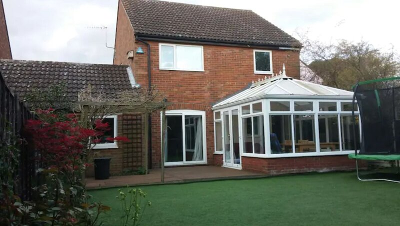 Modern family home near Colchester town centre, holiday rental in Colchester