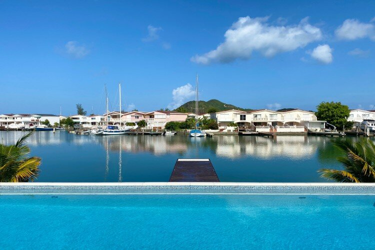 Coco Palms, holiday rental in Saint Mary's