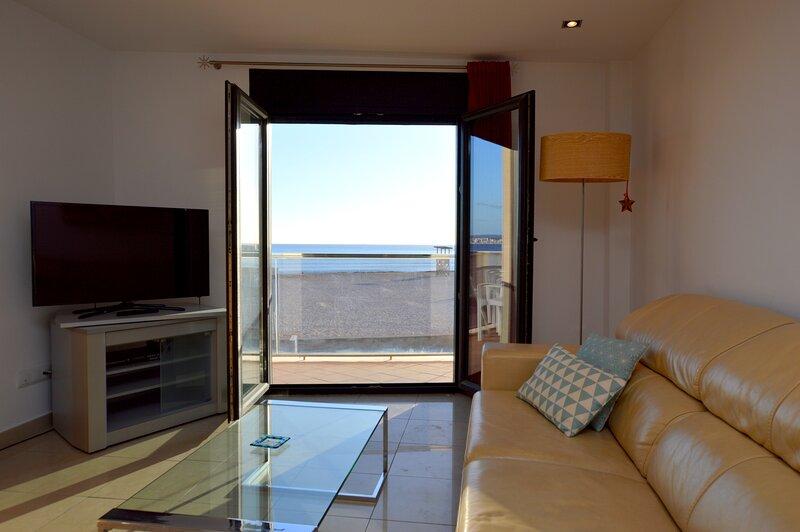 Apartamento delante del mar Can Pastilla, location de vacances à El Arenal