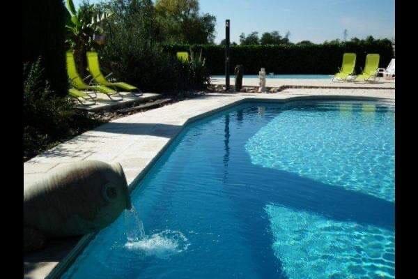 Gîte du Clôt de Roques n°3 : Le Rosier 5 personnes + accès piscine - Casseneuil, vacation rental in Dolmayrac