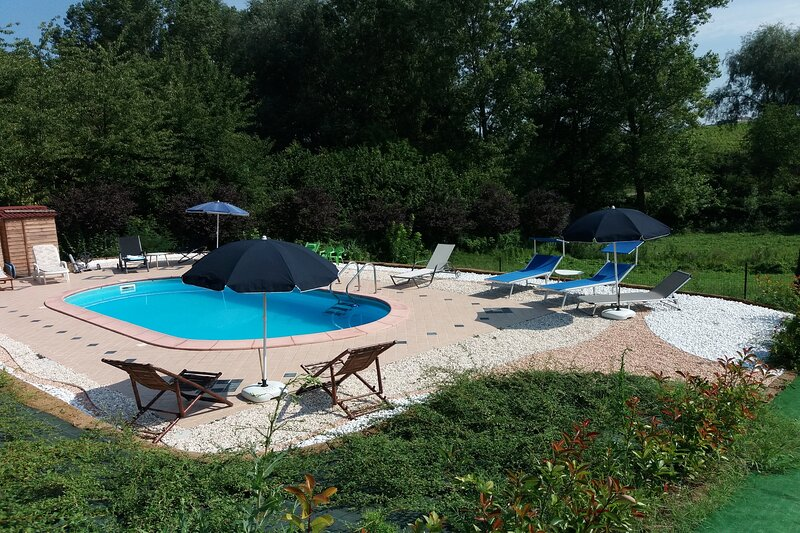 Appartamento Il Dolcetto, holiday rental in Moasca