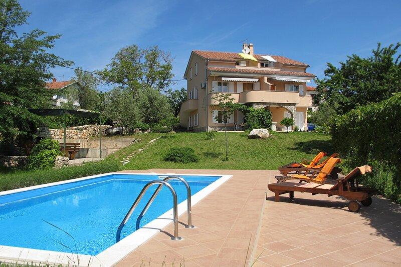 Apartman Glavotok 2, aluguéis de temporada em Linardici