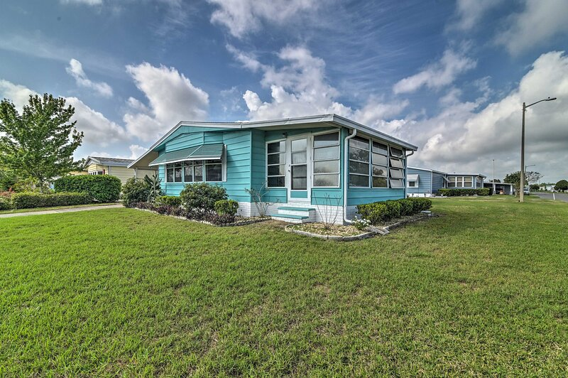 NEW! Lakeland Home w/ Pool Access - 6 Mi to Dtwn!, holiday rental in Polk City