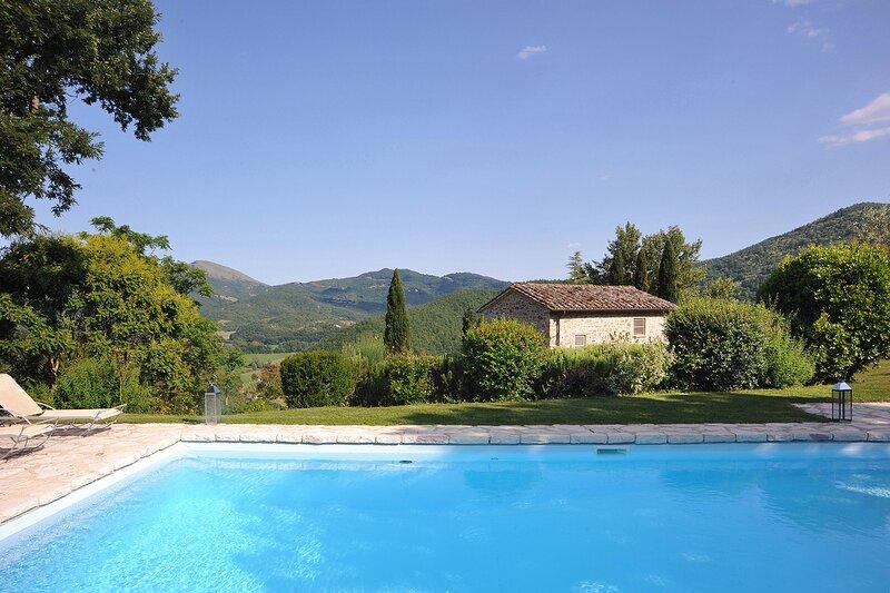 Luxury villa Ada, casa vacanza a Spedalicchio