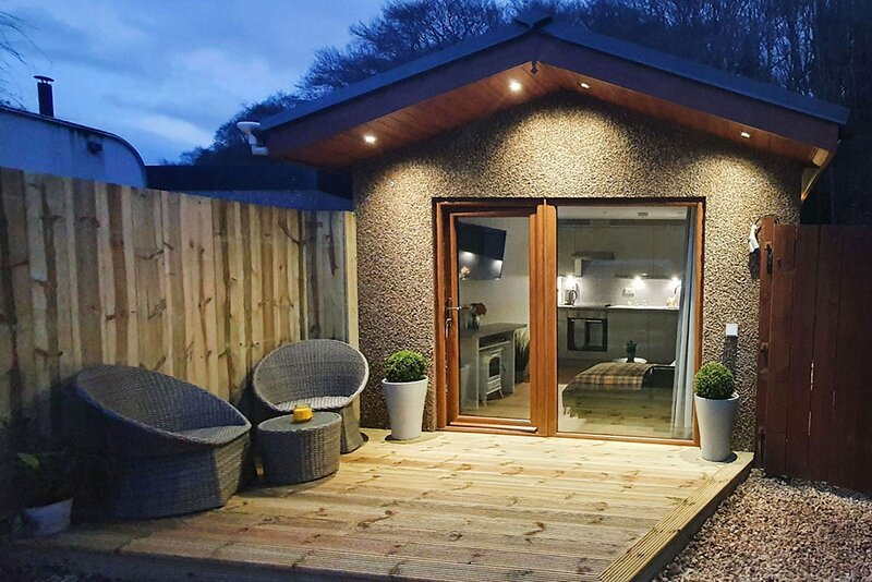The Nook, holiday rental in Farr