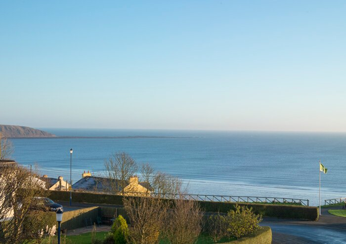 The Lookout with Balcony and Sea Views, holiday rental in Filey