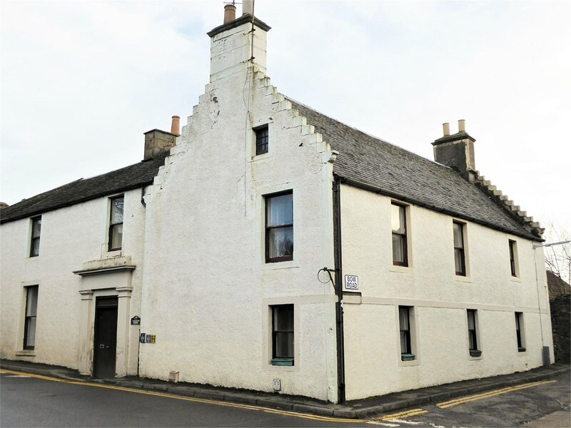 Cameron House, Spacious B listed townhouse near Falkland, Scotland, holiday rental in Ladybank