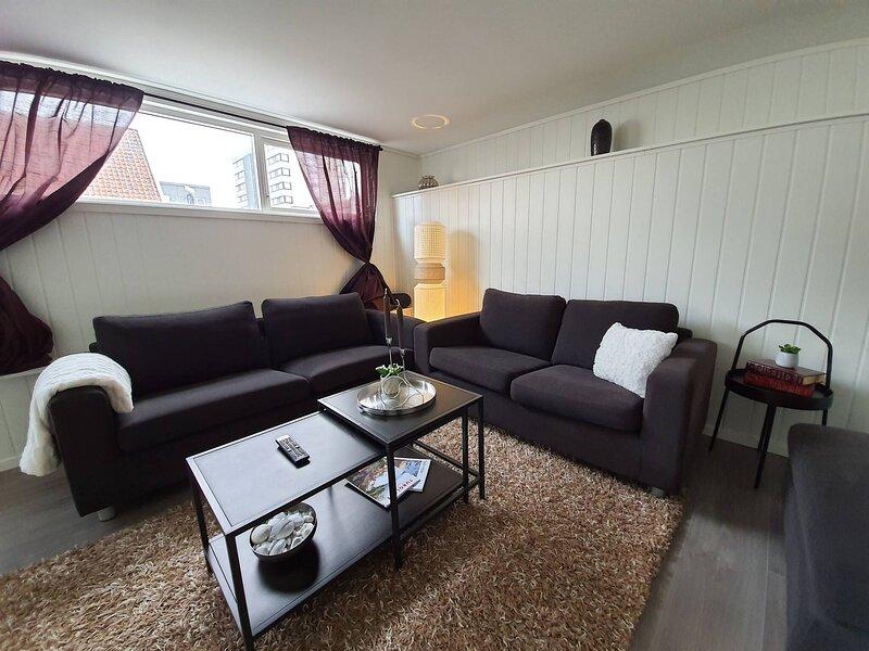 Bnb Central Apartment 4Stavanger Nicolas 2rooms, location de vacances à Stavanger