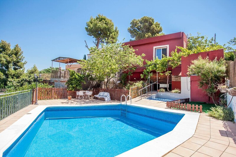 A tope. Disconect total, holiday rental in Viver