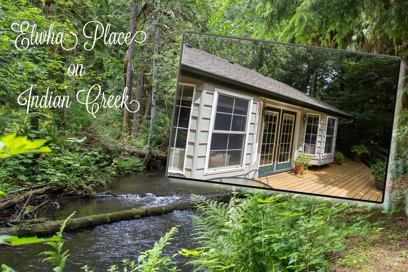 Gorgeous Unit Overlooks Peaceful Indian Creek  Gorgeous Apartment in Peaceful Se, vacation rental in Joyce