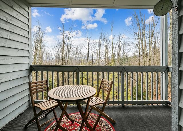 Lovely condo offers great views, ideal location and all the comforts of home., holiday rental in Canaan Valley