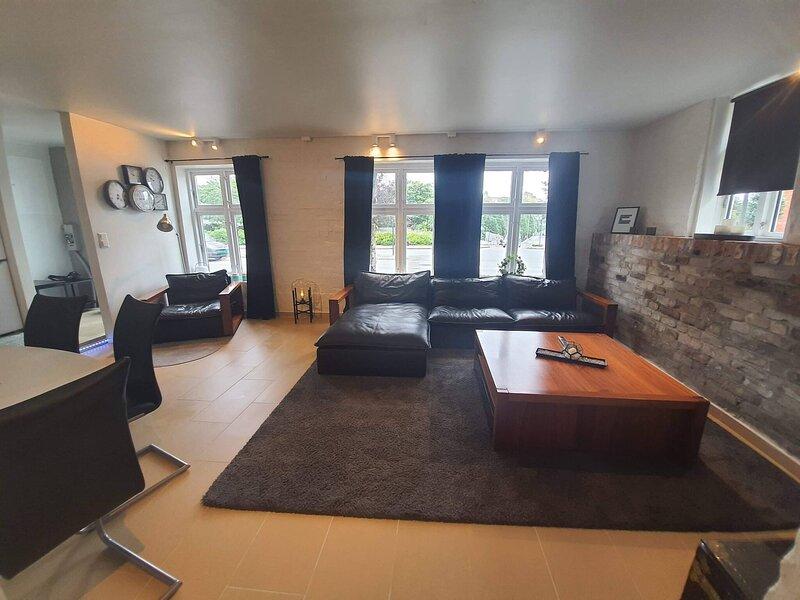 Bnb Downtown Stavanger Nicolas 3 2 Rooms, location de vacances à Stavanger
