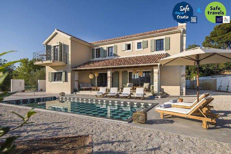 Beautiful Villa Parona, location de vacances à Zablace