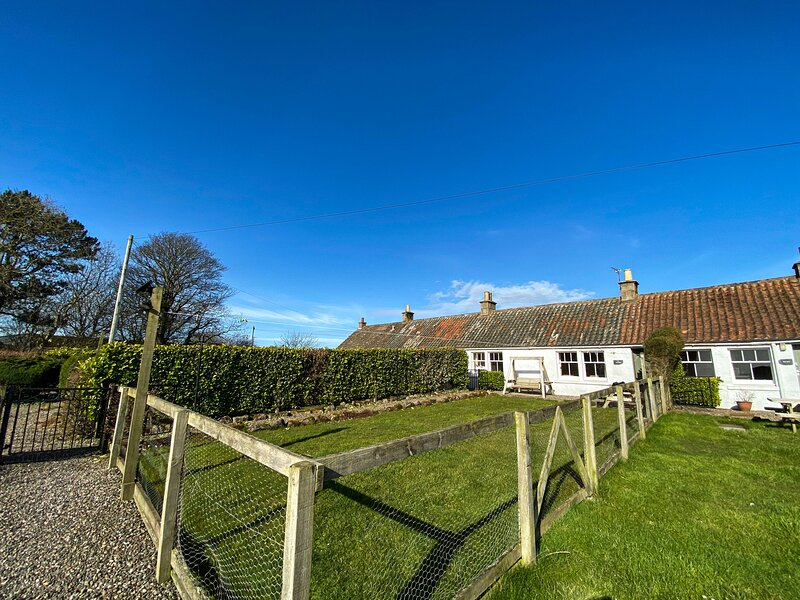 The Nuttings Cottage, alquiler vacacional en Crail