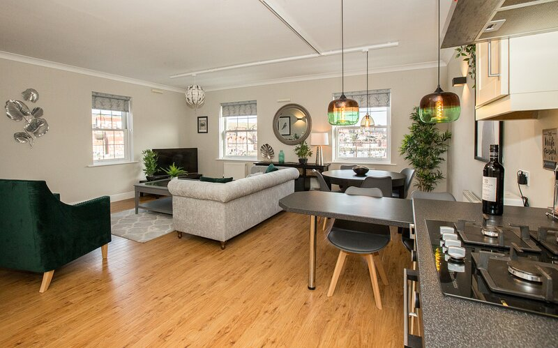 The Crows Nest, holiday rental in Whitby