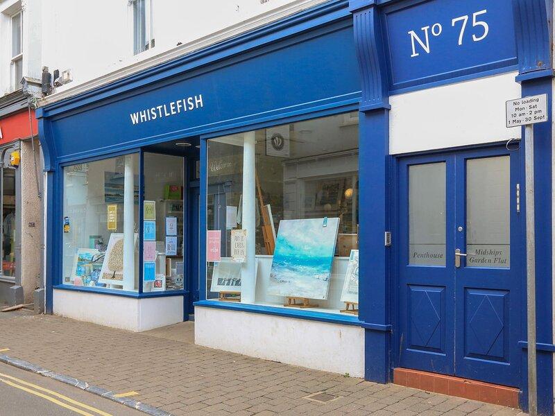 The Penthouse, Salcombe, location de vacances à East Portlemouth