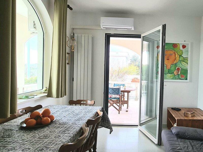 La casa sulle Dune ❤ Punta Prosciutto, LE, Ferienwohnung in Torre Colimena