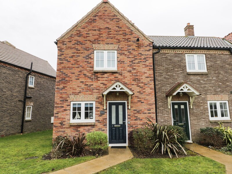 Silversands, Filey, holiday rental in Reighton