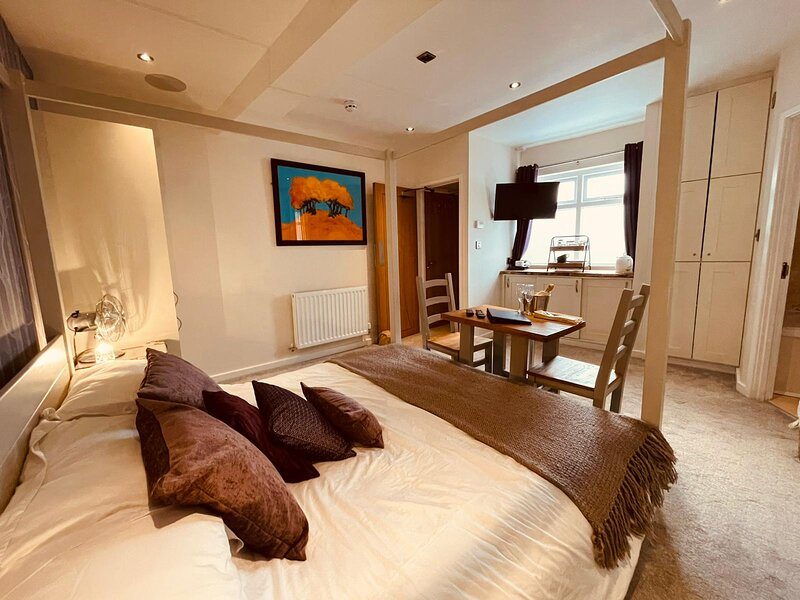 Town Centre Gem - The Stowe Apartment, vacation rental in Hadnall