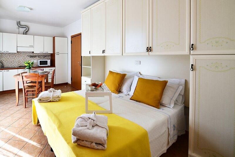 Residence Marlin Riccione, location de vacances à Coriano