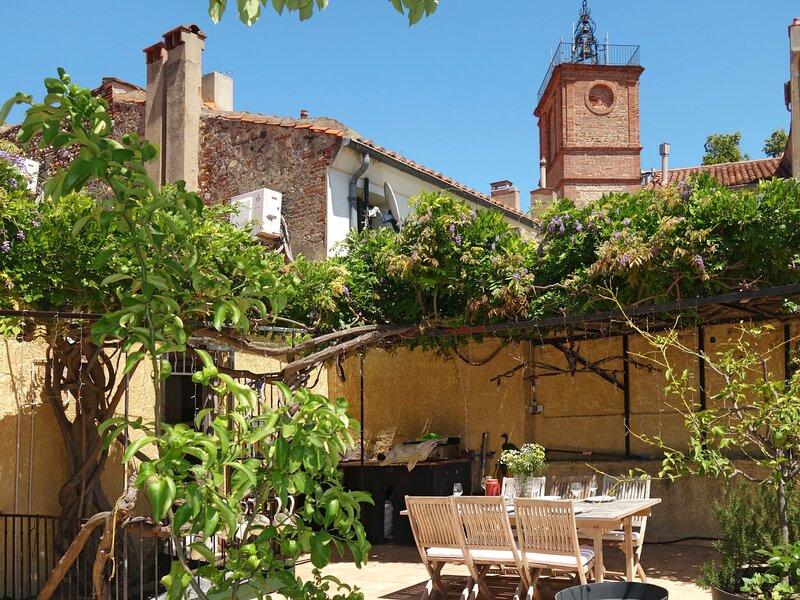 La Rivesaltaise, holiday rental in Peyrestortes