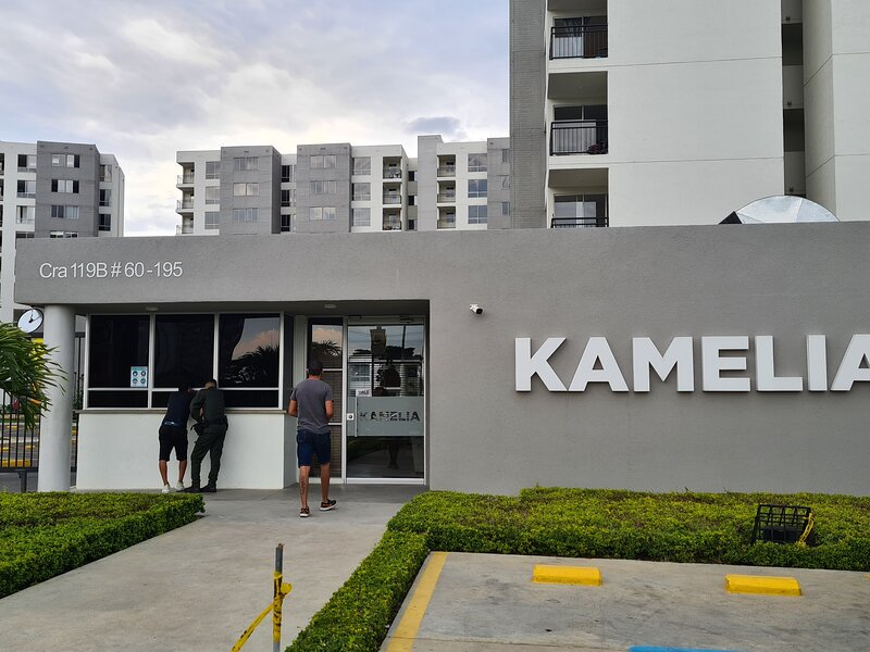 Apartemento Kamelia Bochalema Cali valle del cauca, location de vacances à Cali