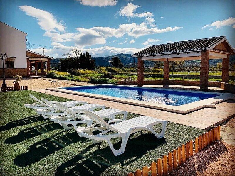 Casa rural Archidona - Huertas del Río - Huerta Abuela María, alquiler vacacional en Villanueva de Algaidas