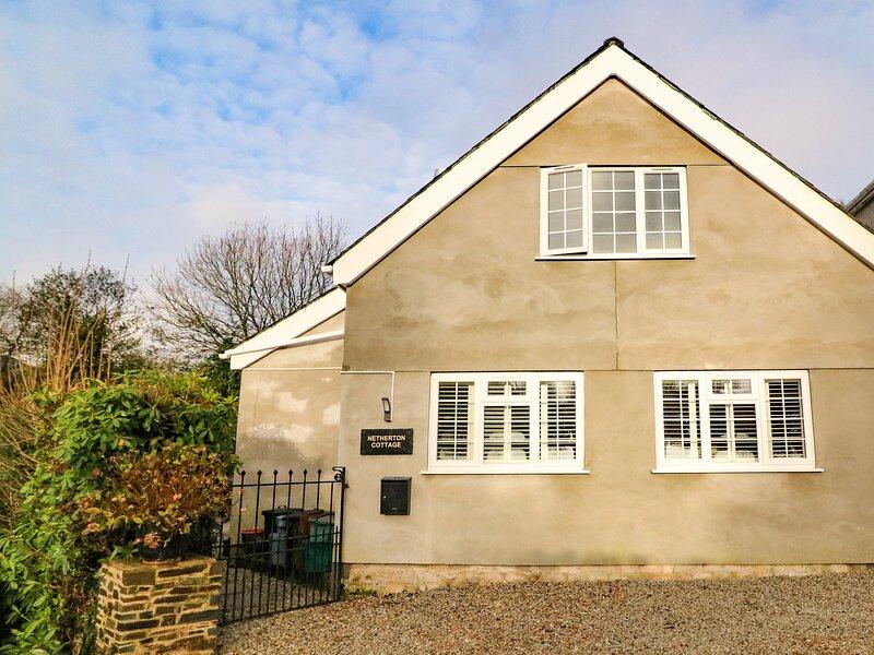 Netherton Cottage, Buckland Monachorum, holiday rental in Buckland Monachorum