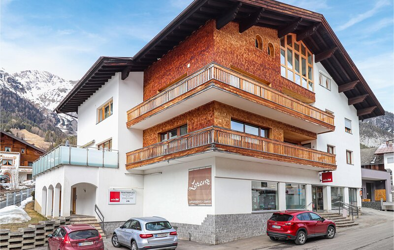 Amazing apartment in Pettneu am Arlberg with WiFi and 2 Bedrooms (ATI271), Ferienwohnung in Pettneu am Arlberg