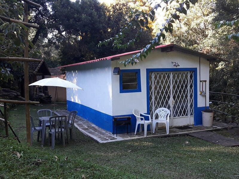 Tô Na Roça - Casinha, location de vacances à Cunha