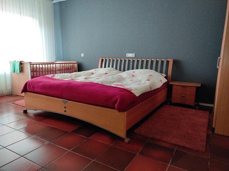 Werner Ferienwohnung Rhede mit Familienzimmer, location de vacances à Bocholt