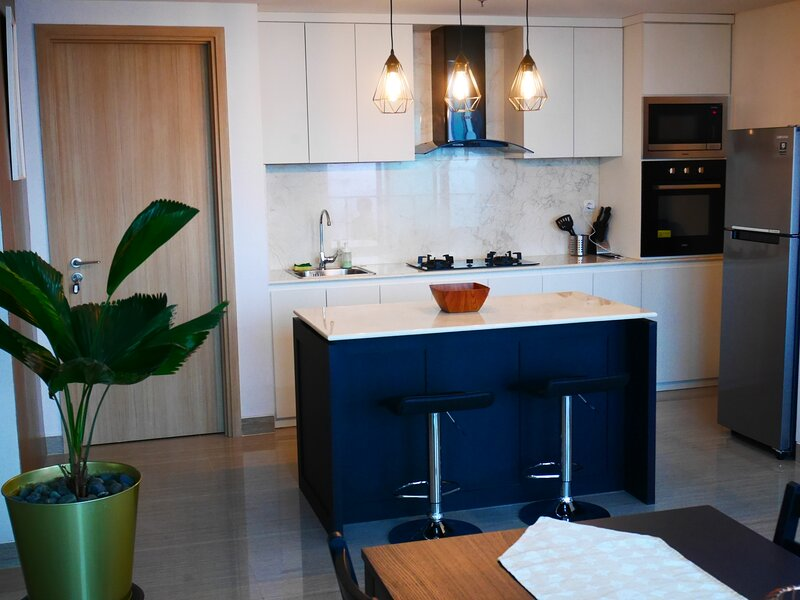 Fairview Hous apartment with private elevator, alquiler vacacional en Serpong