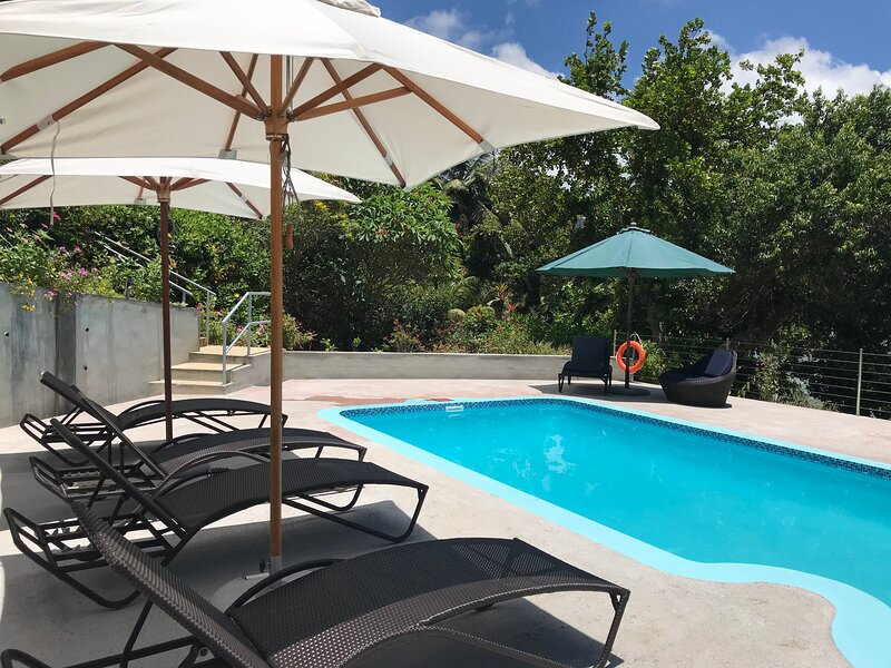 Beachfront 3 bedroom villa - Bel Horizon Seychelles, location de vacances à Île de Mahé