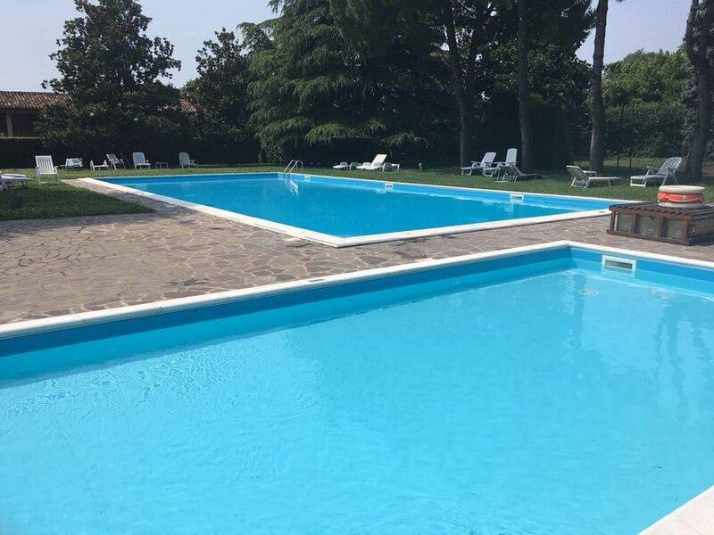 white house ..confort ed eleganza a brescia, alquiler de vacaciones en Brescia