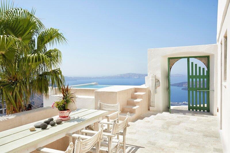 Villa Murat, vakantiewoning in Fira