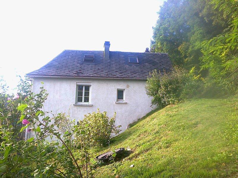 Maison À flanc de colline, alquiler vacacional en Les Preaux