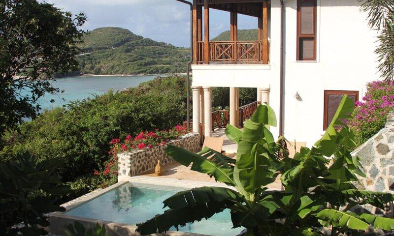 Bibiluna Villa, alquiler de vacaciones en Canouan