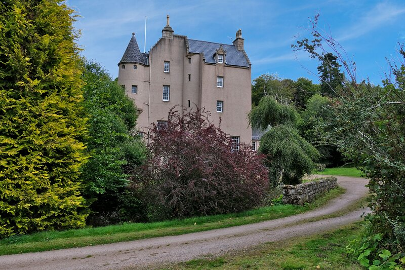 Historic Fairytale Lickleyhead Castle, vacation rental in Alford