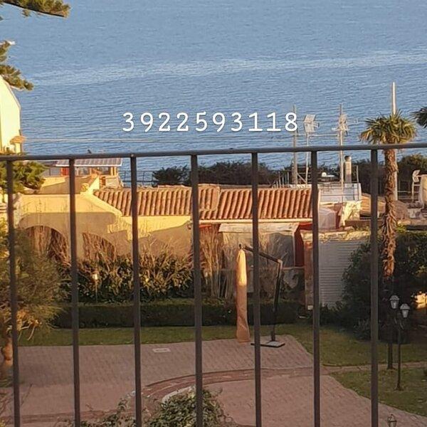 BELLAVISTA ACIREALE VILLA CON VISTA MARE, holiday rental in Scillichenti