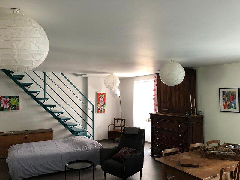 Le Petit Monrepos, holiday rental in Buzy