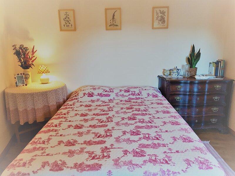 Quinta do Jardim Secreto - Rosa Guest Suite, alquiler vacacional en Penela