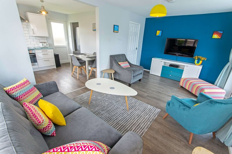 Sandbanks Braunton | Sleeps 4 | Dog Friendly, location de vacances à Croyde